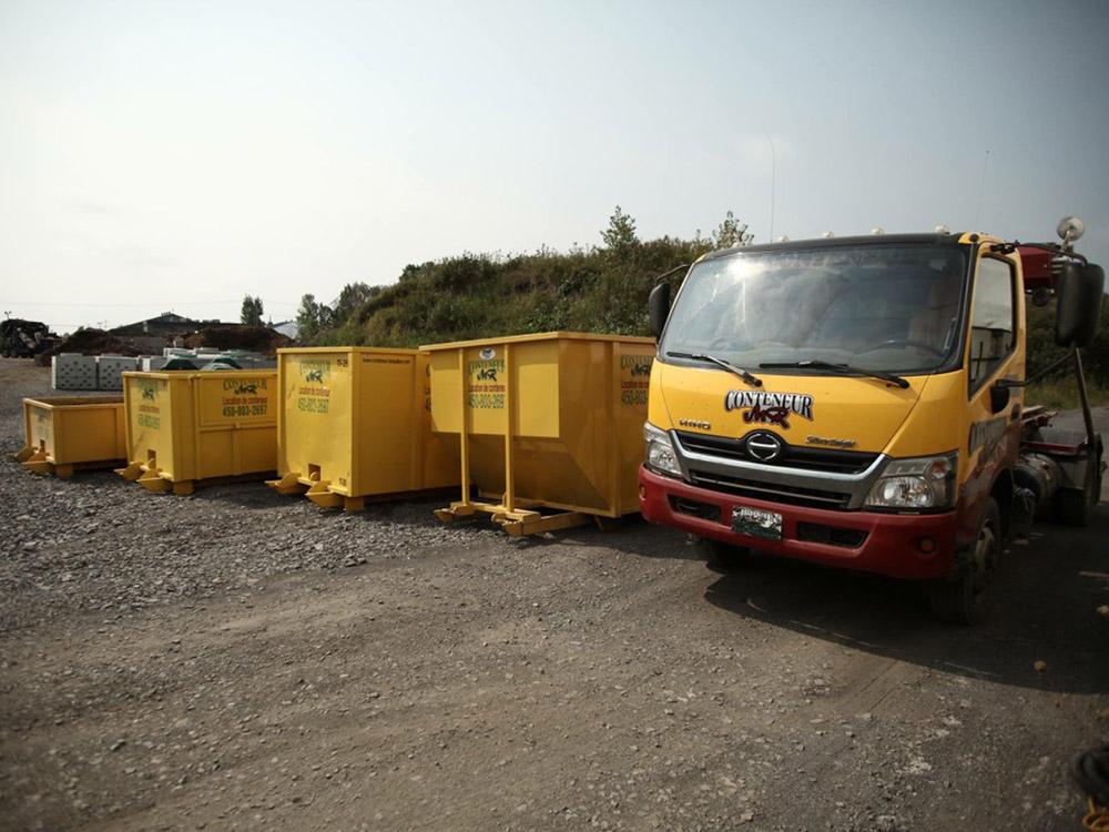Entreprise de location de conteneur - Conteneur MR à St-Ambroise-de-Kildare